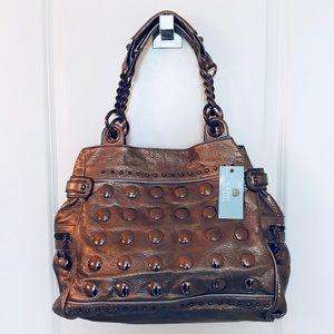 Beautiful color! Kathy Van Zeeland Shoulder Bag